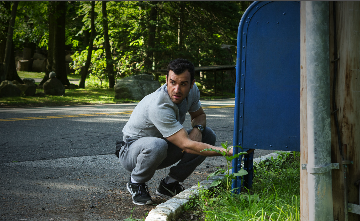 The Leftovers: Justin Theroux nell'episodio The Garveys at Their Best