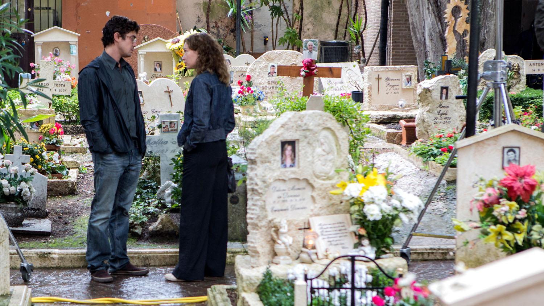 Un ragazzo d'oro: Riccardo Scamarcio e Cristiana Capotondi in una scena