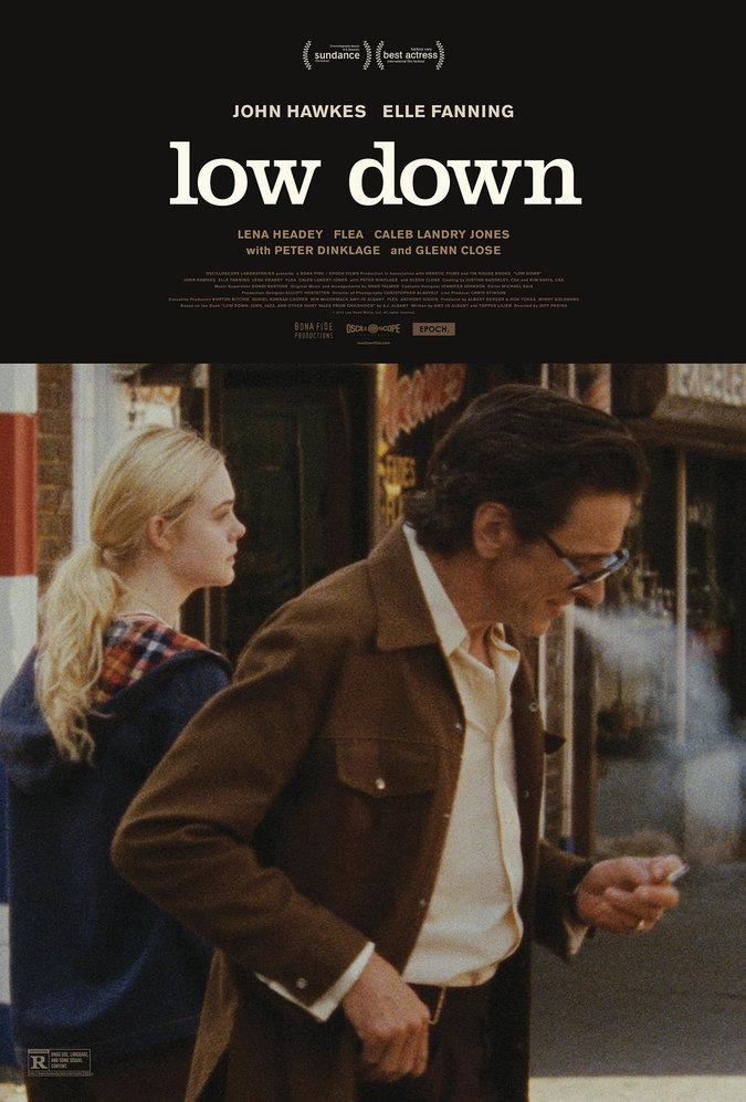 Locandina di Low Down
