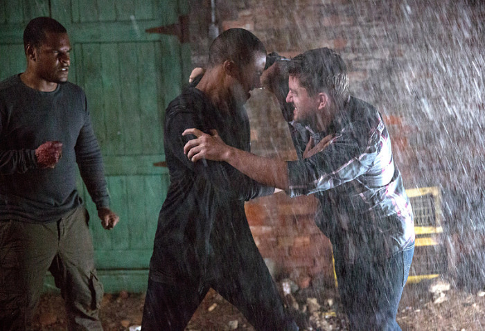 The Originals: Charles Michael Davis in una scena dell'episodio Rebirth