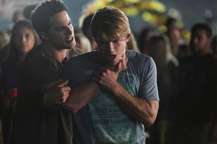 The Vampire Diaries: un momento dell'episodio I'll Remember