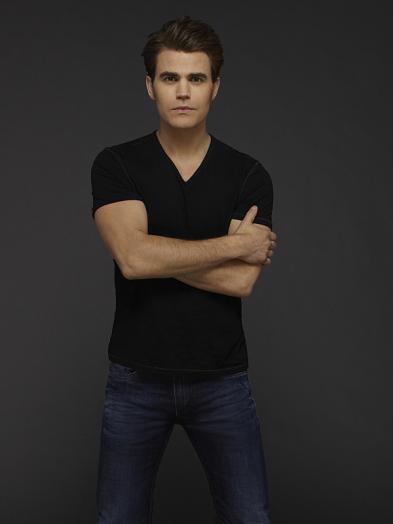 The Vampire Diaries: Paul Wesley in un'immagine promozionale della sesta stagione