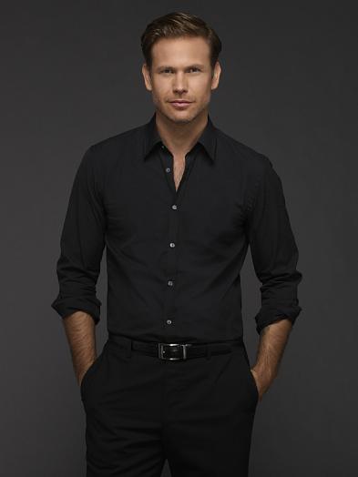 The Vampire Diaries: Matthew Davis in un'immagine promozionale della sesta stagione