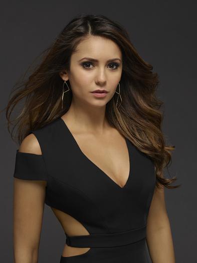 The Vampire Diaries: Nina Dobrev in un'immagine promozionale della sesta stagione