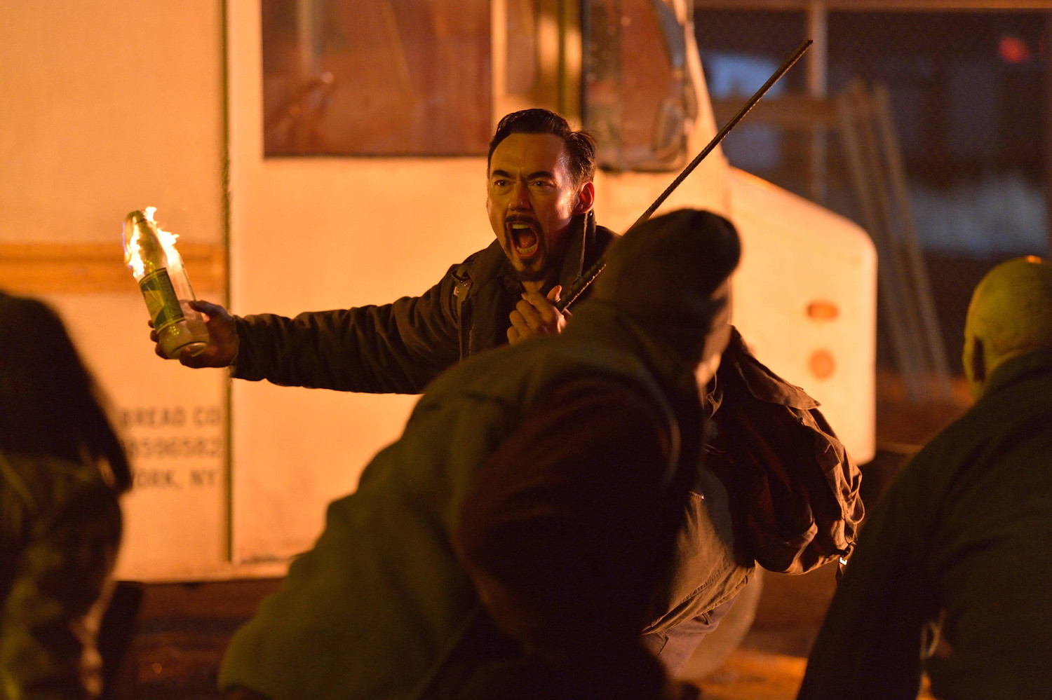 The Strain: Kevin Durand nell'episodio Creatures of the Night
