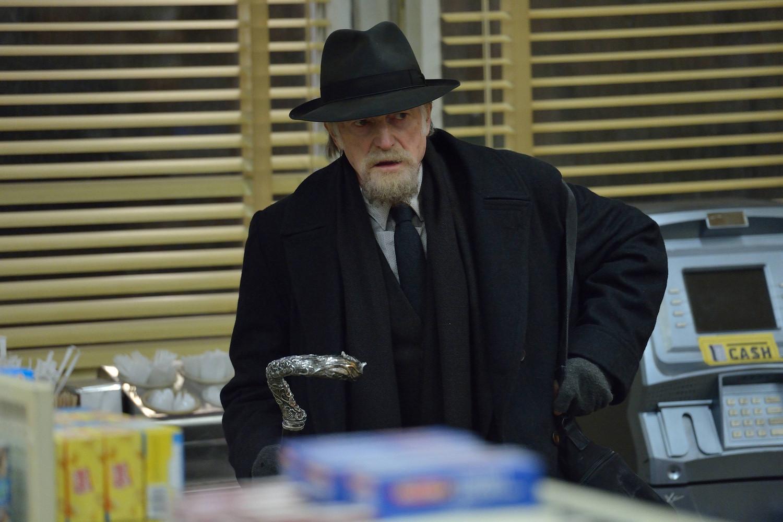 The Strain: David Bradley nell'episodio Creatures of the Night