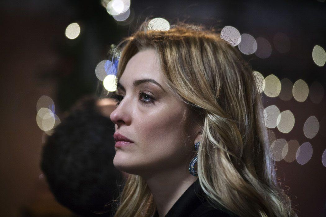 Fratelli Unici: Carolina Crescentini in una scena del film nei panni di Giulia
