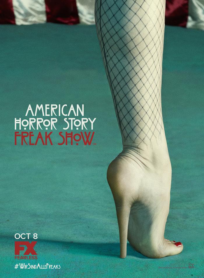 American Horror Story: Freakshow, un manifesto per la quarta stagione