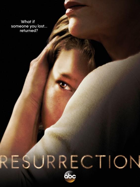 Resurrection: un'immagine promozionale per la seconda stagione