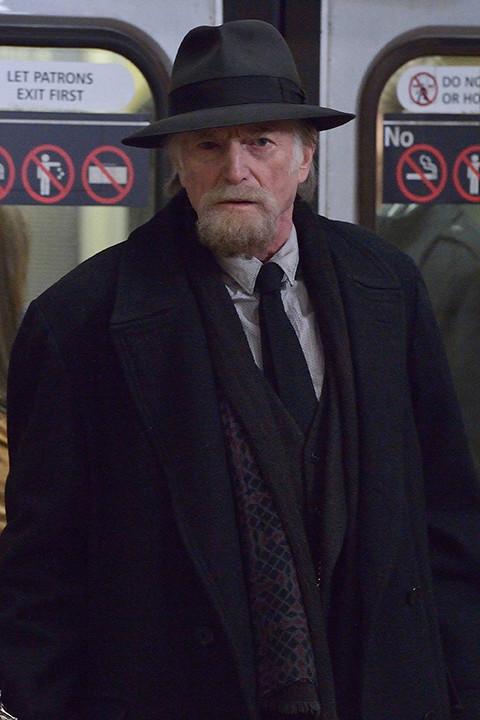 The Strain: David Bradley nell'episodio For Services Rendered