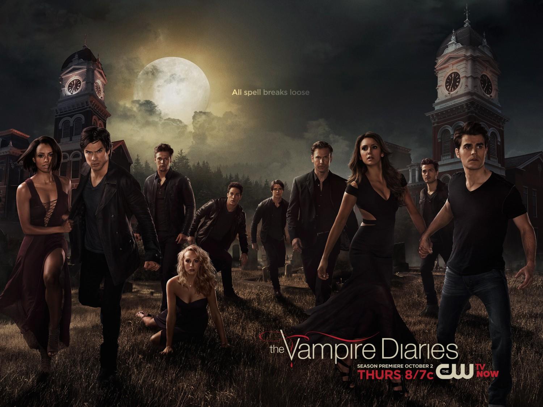 The Vampire Diaries: un wallpaper per la sesta stagione