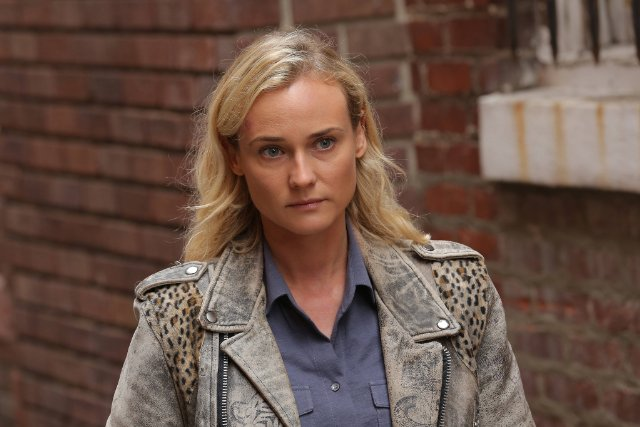 The Bridge: Diane Kruger nell'episodio Beholder