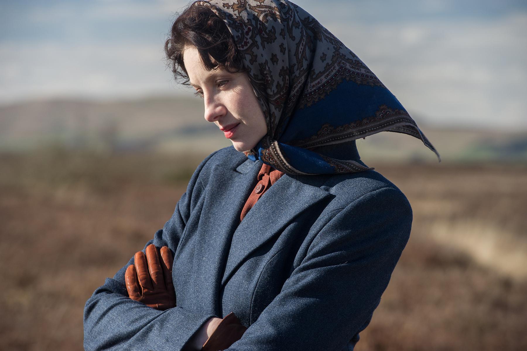 Outlander: un'immagine di Caitriona Balfe nell'episodio Rent
