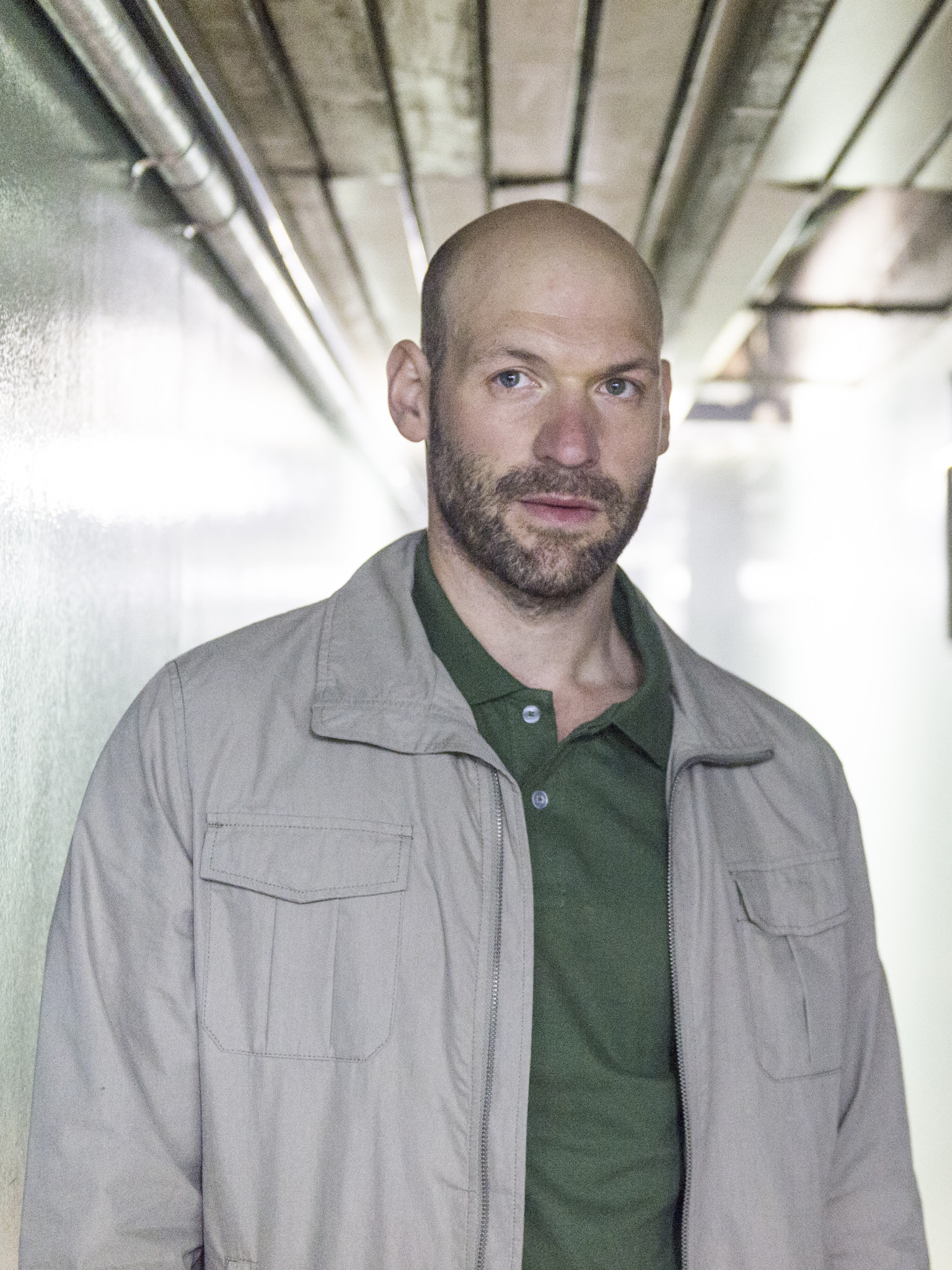 Homeland: Corey Stoll nell'episodio The Drone Queen