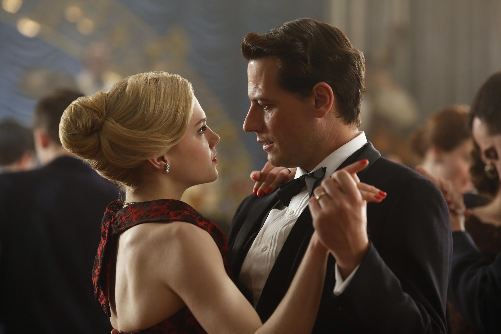 Forever: Ioan Gruffudd e Mackenzie Mauzy nella premiere della serie