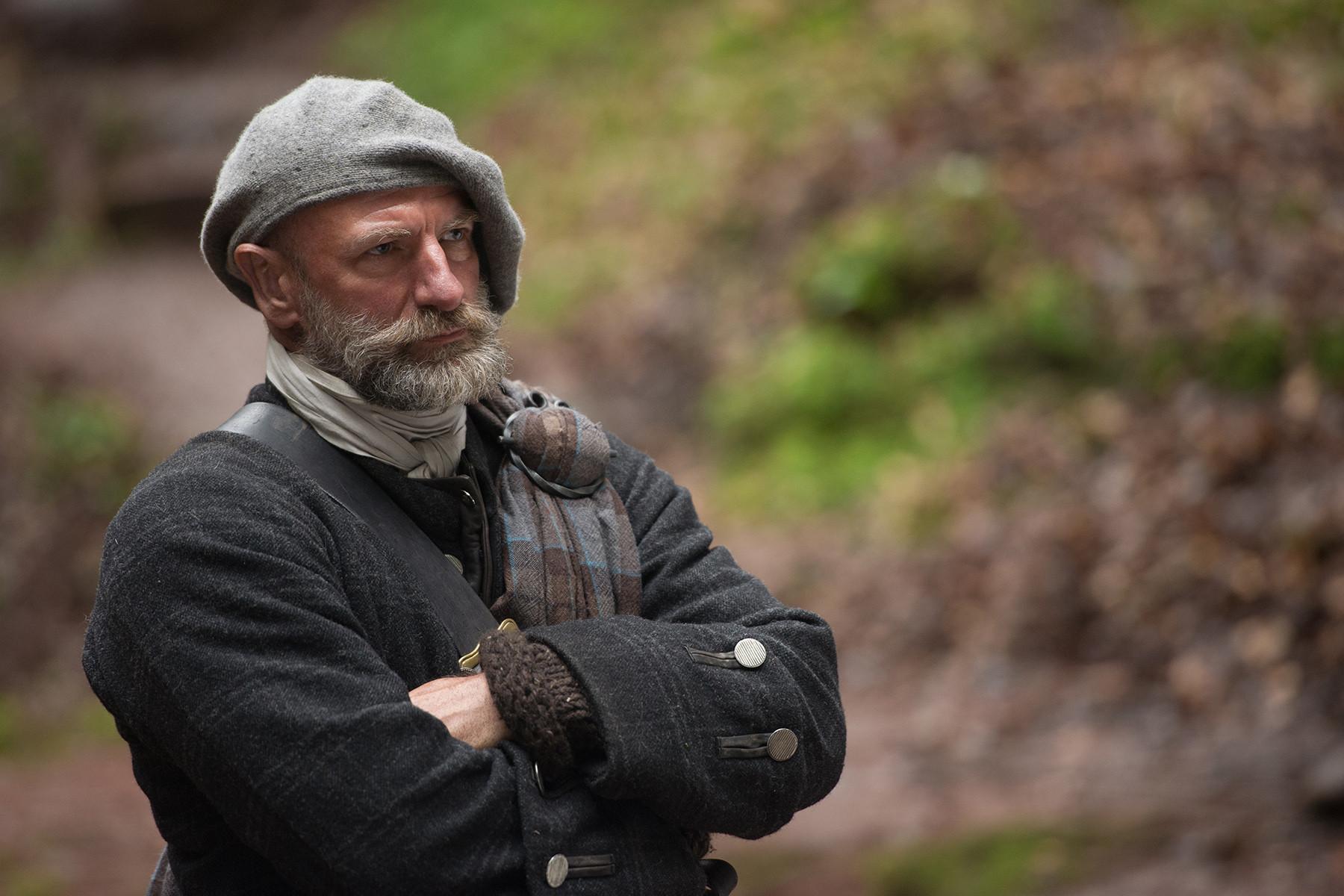 Outlander: Graham McTavish nell'episodio The Garrison Commander