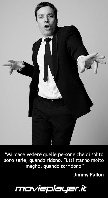Jimmy Fallon, una e-card con una frase dell'attore americano