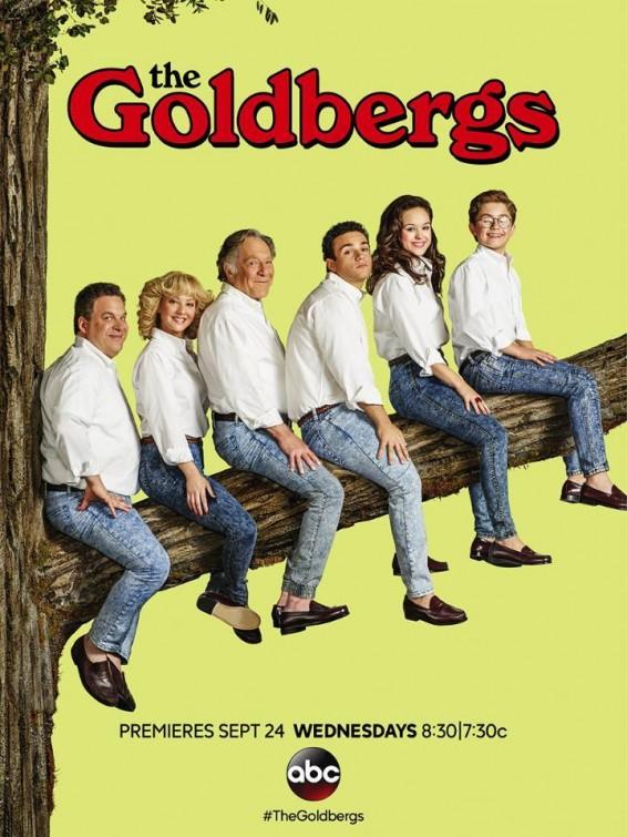 The Goldbergs: un poster della stagione 2