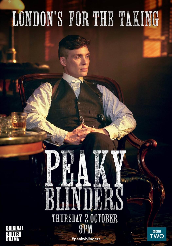 Peaky Blinders: un poster della stagione 2