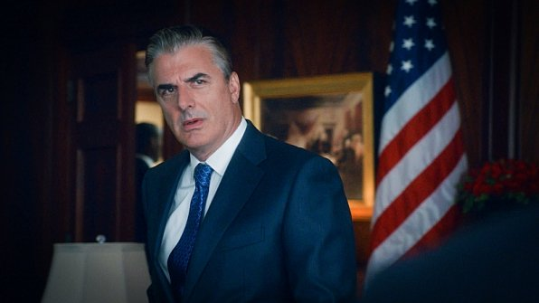 The Good Wife: Chris Noth nell'episodio The Line