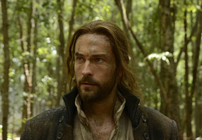 Sleepy Hollowy: Tom Mison nell'episodio This Is War