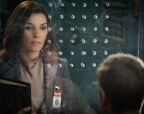 The Good Wife: Julianna Margulies nell'episodio Trust Issues