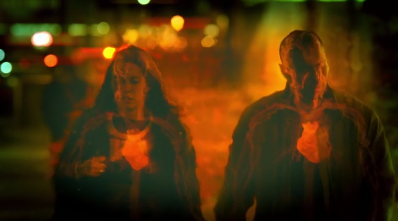 The Strain: un mostro dell'episodio Loved Ones