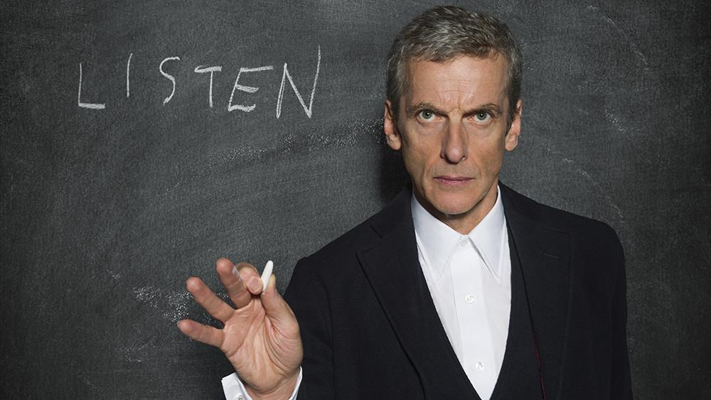 Doctor Who: un 'immagine promozionale di Peter Capaldi per l'episodio Listen