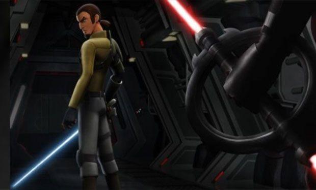 Star Wars Rebels: una scena della premiere della serie animata