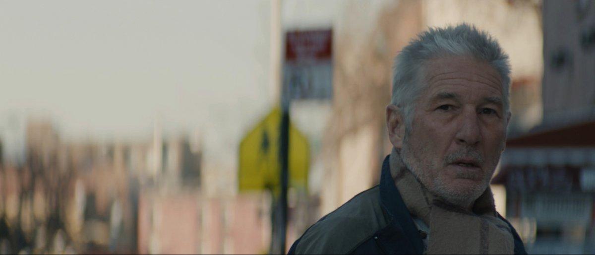 Time Out of Mind: Richard Gere in una scena del film
