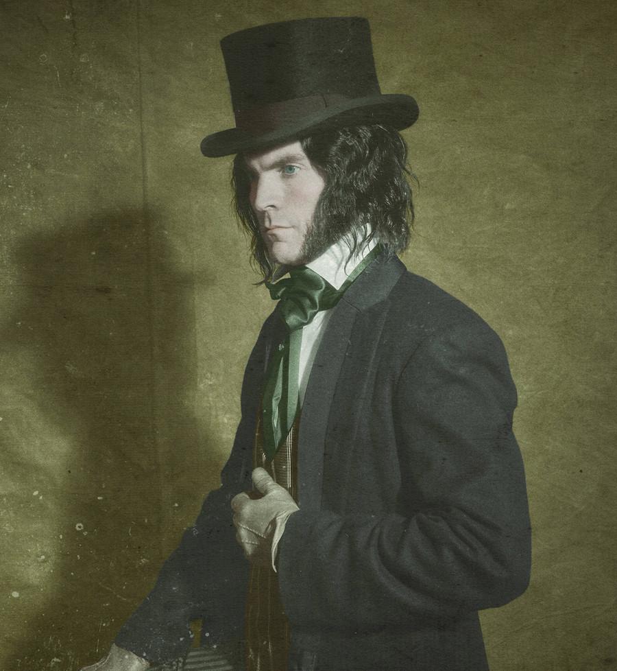 American Horror Story: Wes Bentley in un'immagine promozionale per Freak Show, quarta stagione