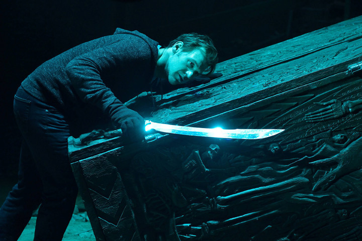 The Strain: Corey Stoll nell'episodio The Third Rail