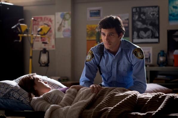Under the Dome: Alexander Koch nell'episodio Turn