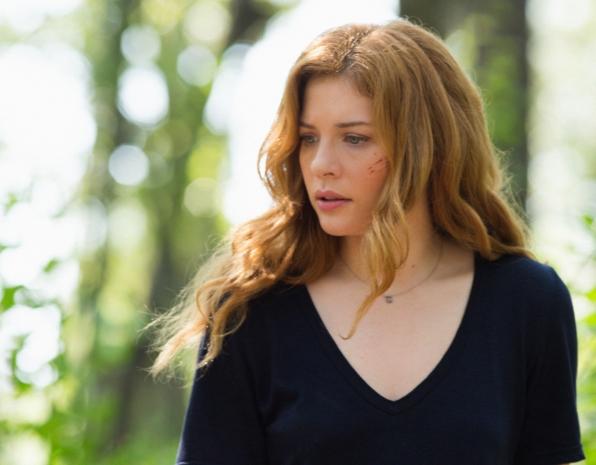 Under the Dome: Rachelle Lefevre nell'episodio Turn