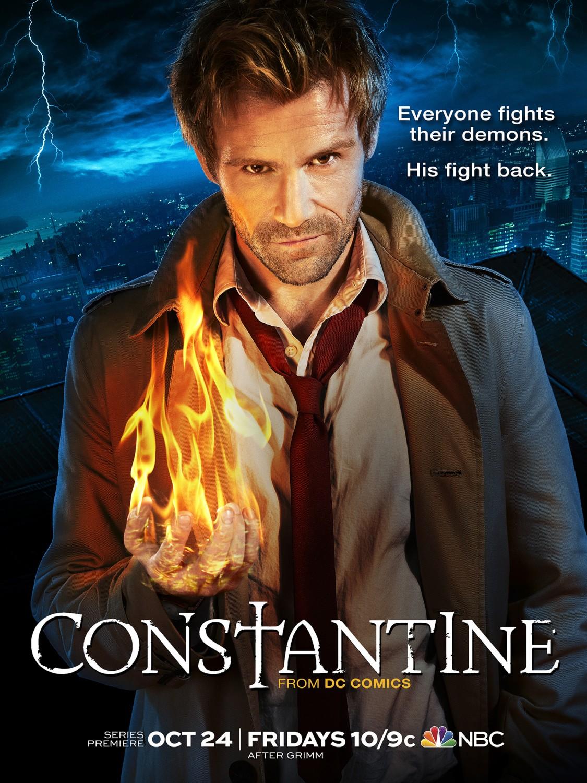 Locandina di Constantine
