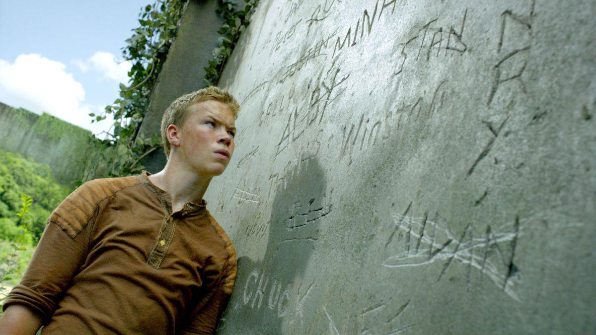 Will Poulter in Maze Runner - Il labirinto