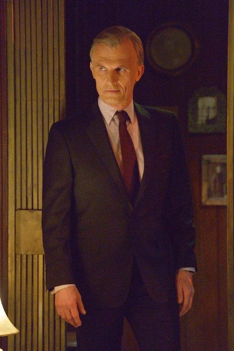 The Strain: una scena con Richard Sammel nell'episodio Last Rites