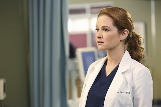 Grey's Anatomy: Sarah Drew nell'episodio I Must Have Lost It on the Wind'