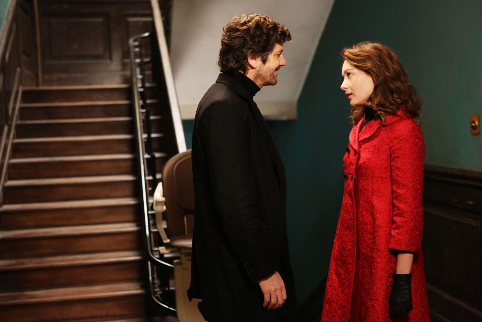 Soap Opera: Fabio De Luigi e Cristiana Capotondi in una scena del film