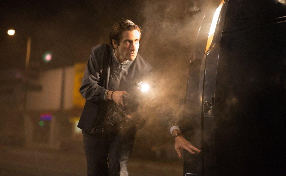 Jake Gyllenhaal ne Lo Sciacallo - Nightcrawler