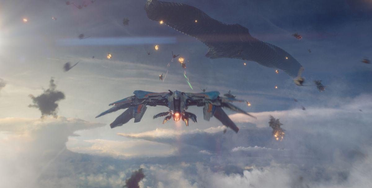 Guardians of the Galaxy: astronavi in volo
