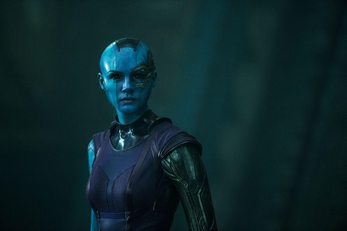 Guardians of the Galaxy: ecco Karen Gillan nei panni di Nebula