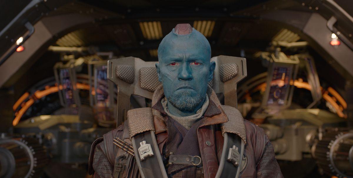 Guardiani della galassia: ecco Michael Rooker nei panni di Yondu