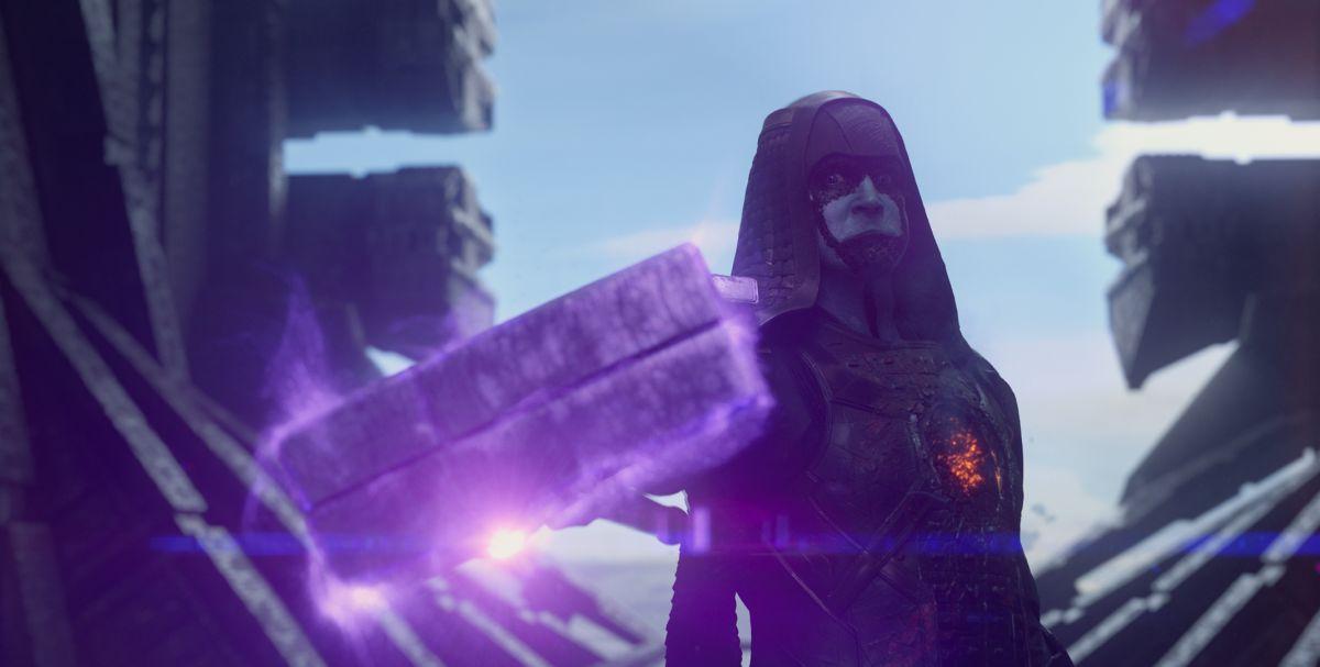 Lee Pace è Ronan l'Accusatore in Guardiani della Galassia