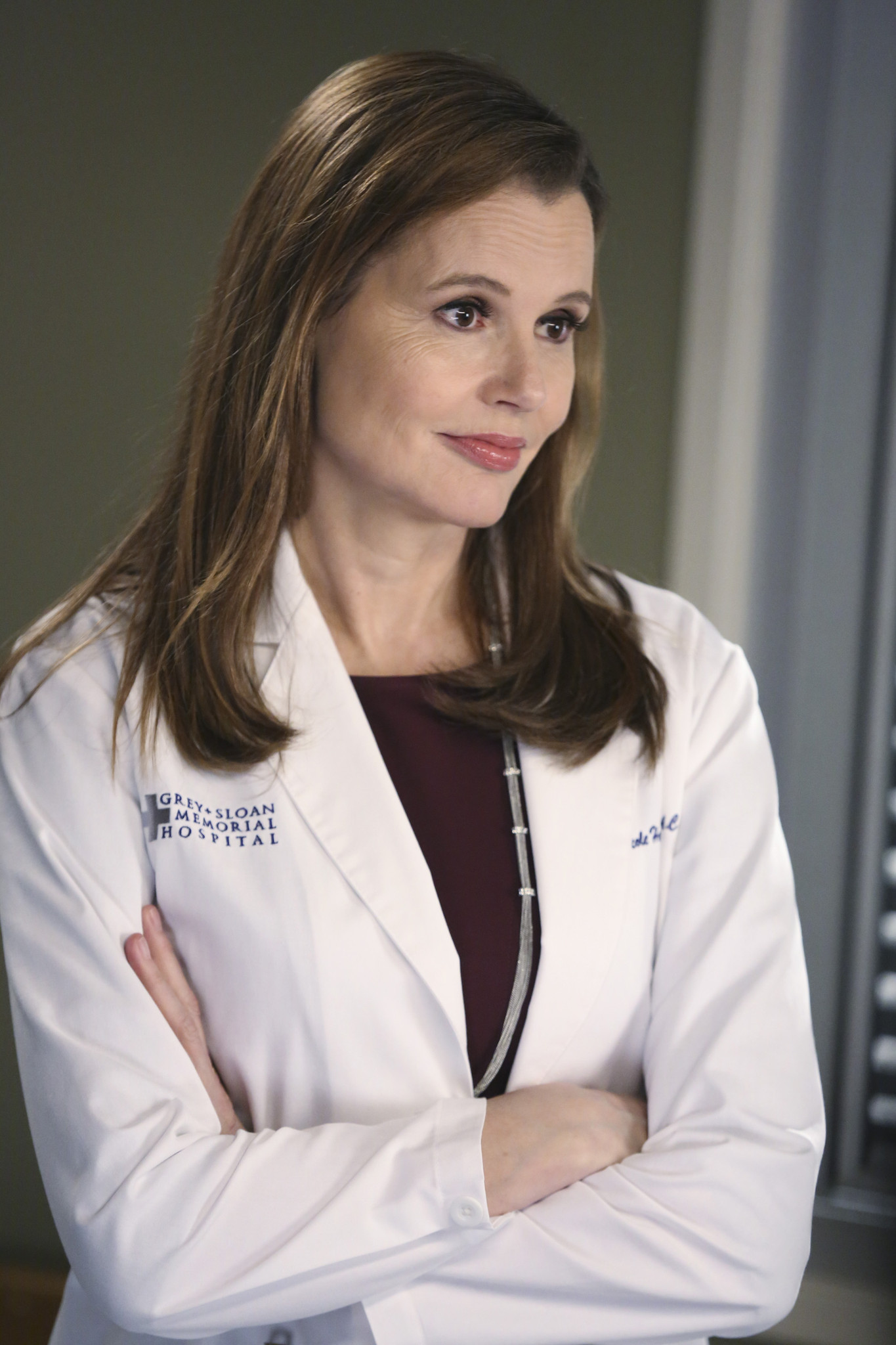 Grey's Anatomy: Geena Davis nell'episodio I Must Have Lost It on the Wind'