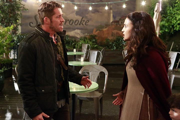 C'era una volta: Sean Maguire e Christie Laingnell'episodio A Tale of Two Sisters