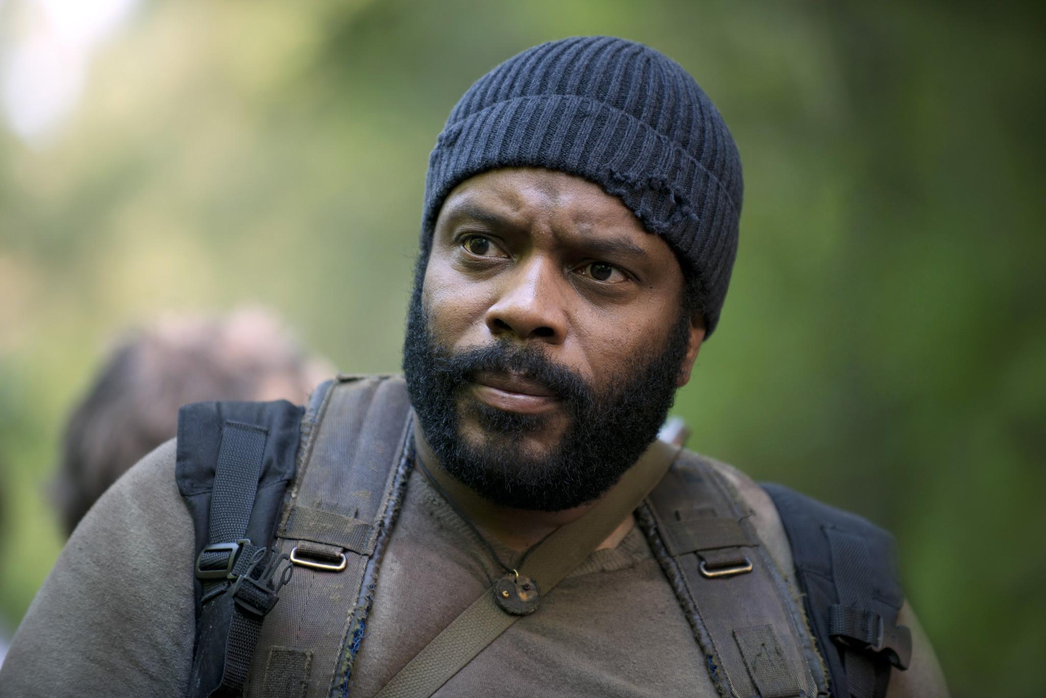 The Walking Dead: Chad L. Coleman nell'episodio No Sanctuary