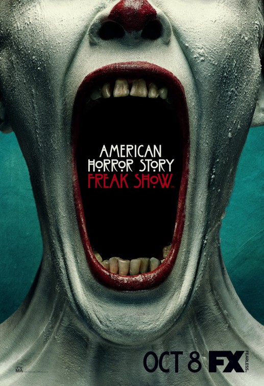 American Horror Story: una locandina per la quarta stagione