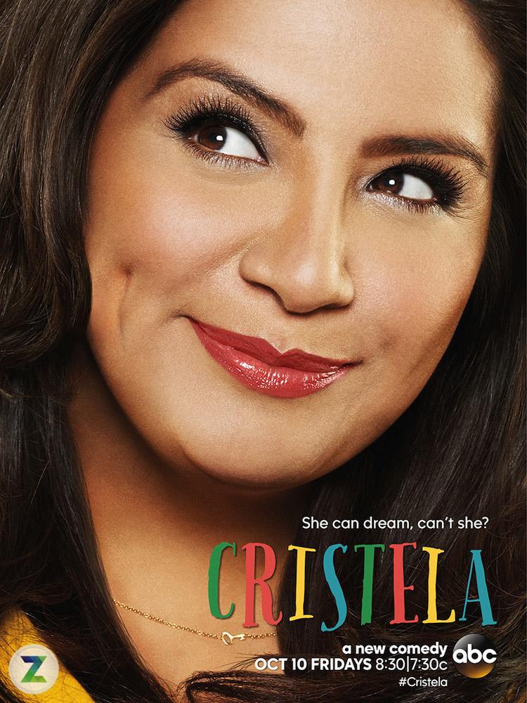 Cristela: un manifesto per la serie