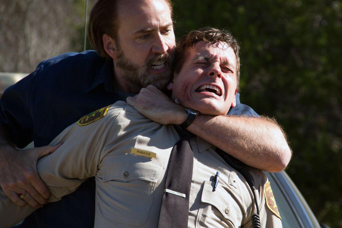 """Nicolas Cage difende il suo giovane amico in """"Joe"""""""